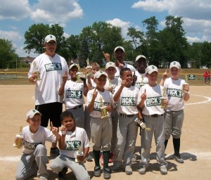 2012 Live Arm Champs - Dick's in Foster Park