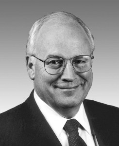Dick Cheney in 108th Congressional Pictorial Directory