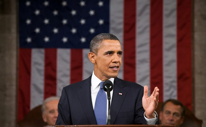 Barack Obama - State of the Union 2015