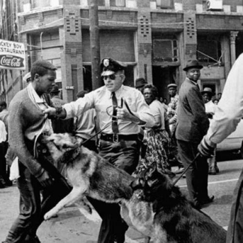 civil rights protest