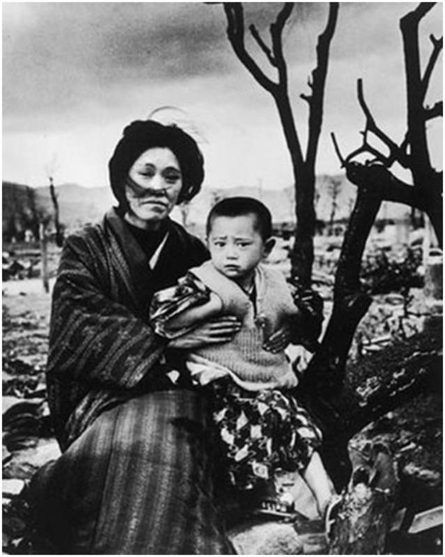 Hiroshima Survivors