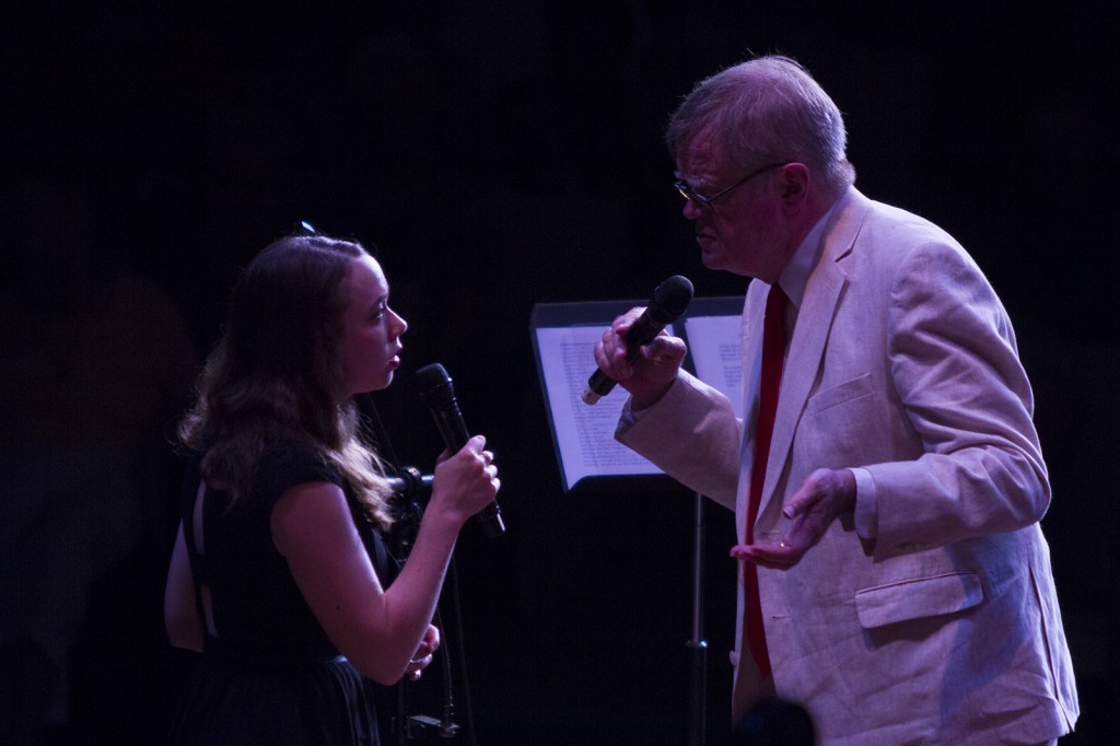 Garrison Keillor live at Chautauqua Institution