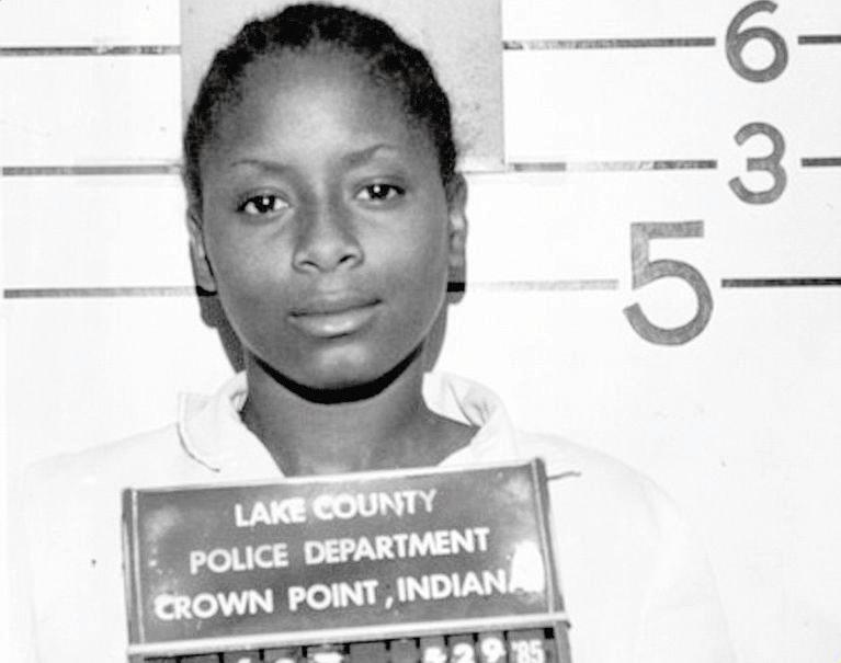 Paula Cooper arrest  (1986)