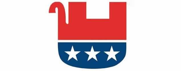 GOP_elephant_upside_down
